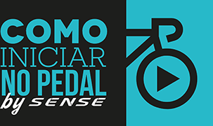 Como iniciar no pedal | By Sense Bike